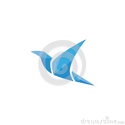 Free Modern Bird Logo Royalty Free Stock Photos - 119549148