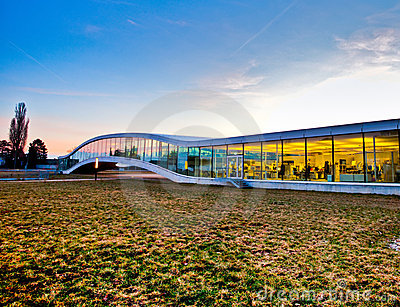 Modern Building Architecture III