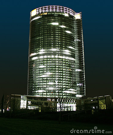Modern building in Bonn