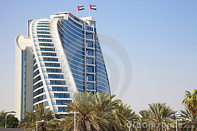 Modern Building, Dubai, UAE