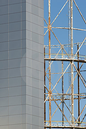 Modern building skin