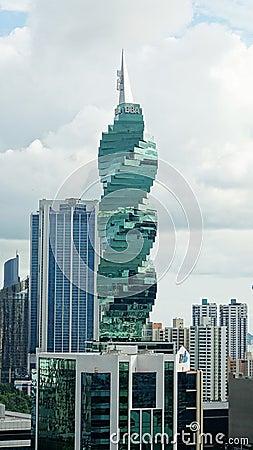 Free Modern Buildings In Panama City , Panama Royalty Free Stock Photos - 121589918