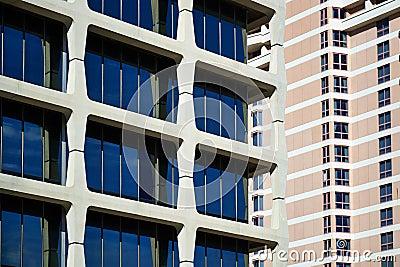 Modern Buildings in Kansas City