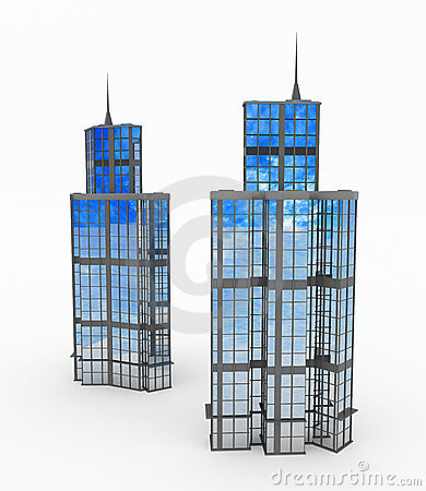 Modern Buildings, Towers