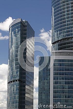 Modern busines building 5