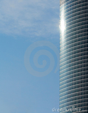 Free Modern Business Building Stock Photography - 6025262