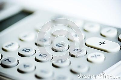 Modern calculator