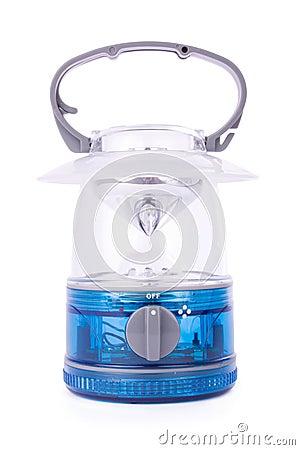 Modern camping lantern