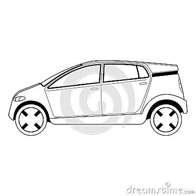 Modern car design