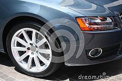 Modern Car Details