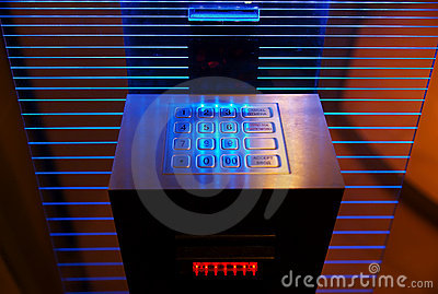 Modern cash dispense