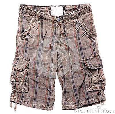 Modern casual shorts