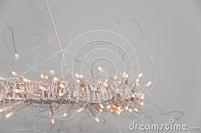 Modern Chandelier Lamp Led