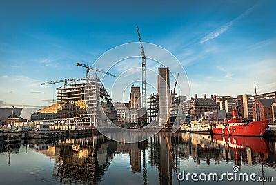 Modern City Construction