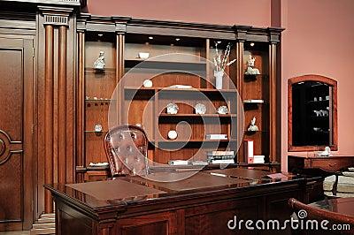 Modern classic cabinet
