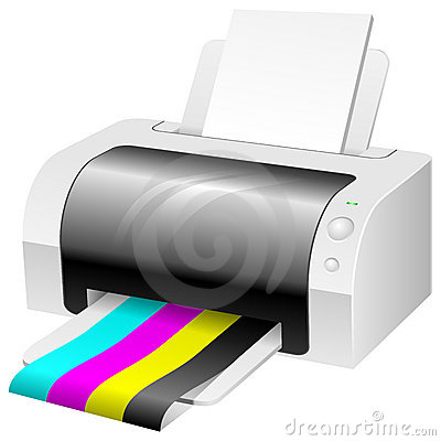 Modern color printer