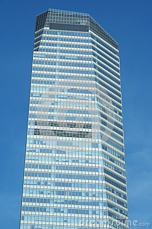 Modern Commercial Skyscraper