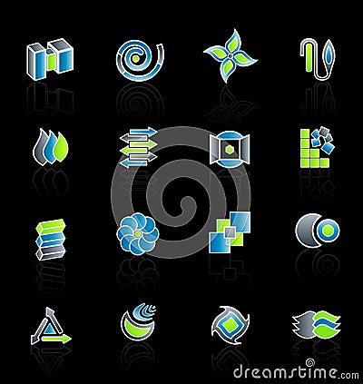 Modern company logo collection 2