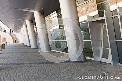 Modern Conference Center