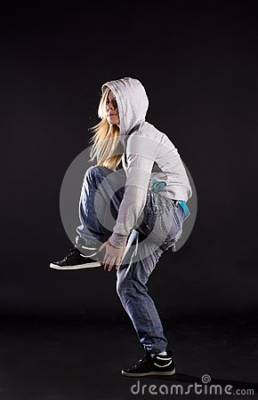 Modern dance. Hip-hop.
