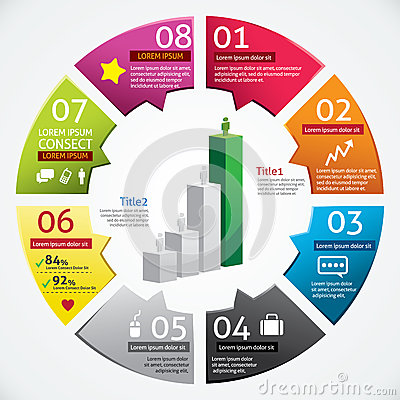 Modern Design Business Infographics