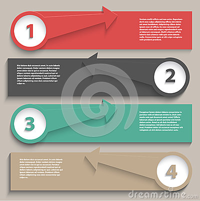 Infographics layout