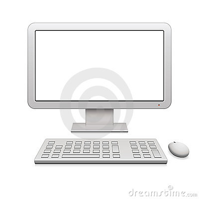 Modern Desktop Computer