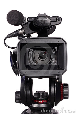 Modern digital video camera