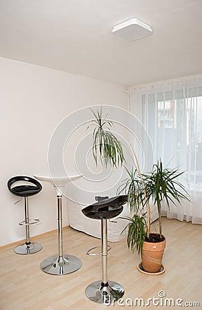 Modern dinning corner