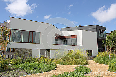 Modern Dutch detached home
