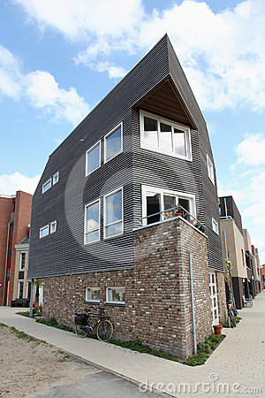 Modern Dutch home in Leiden