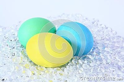 Modern Easter decoration