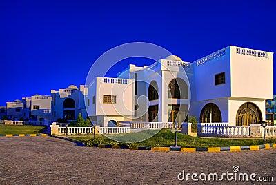 Modern egypt architecture