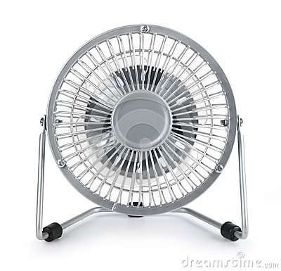 Modern electric cooler fan