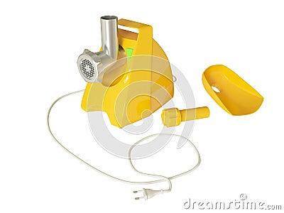 Modern electric meat grinder
