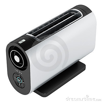 Modern elegance toaster