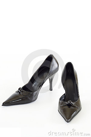 Modern elegant shoes