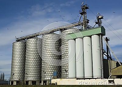 Modern flour mill