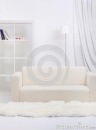 Modern gray tone interior