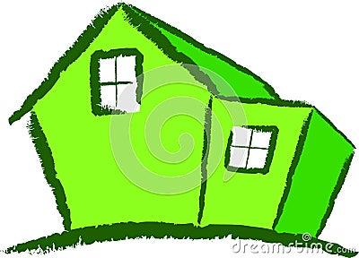 Modern Green House