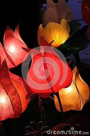 Modern handmade design light