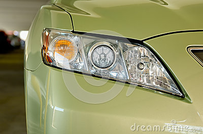 Modern headlight