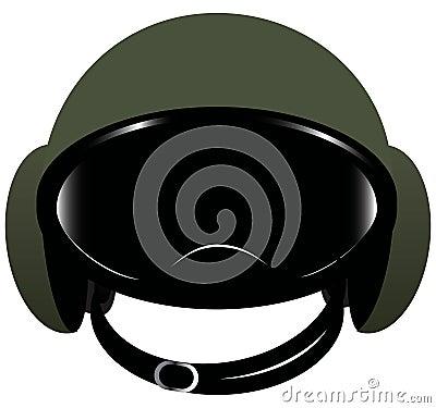 Modern helmet