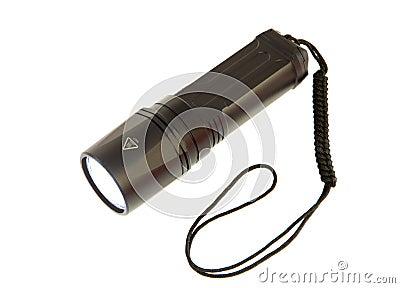 Modern High Intensity LED Flashlight