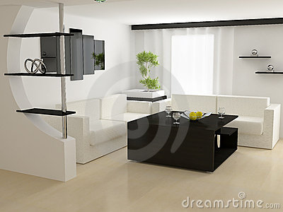 Modern House Royalty Free Stock Images - Image: 22740929