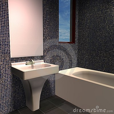 Modern House - Bathroom