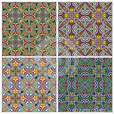 Modern Indian Textil Design
