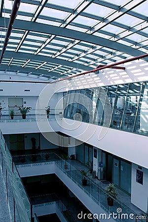 Modern indoor