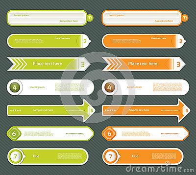 Modern infographics options banner. Vector illustration. can be used for workflow layout, diagram, number options, web design, pri