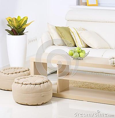 Free Modern Interior Stock Image - 20332491